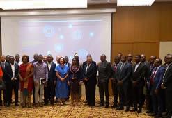 Atelier de l'étude sur l'amélioration de l'accès aux communications électroniques et de la poste au Bénin