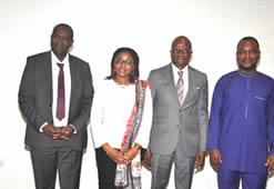 Echanges sur les indicateurs de l'universalité de l'internet au Bénin
